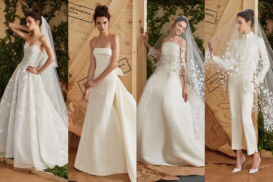 Top Wedding Dress Trends Of 2017 - Heart, Love & Weddings