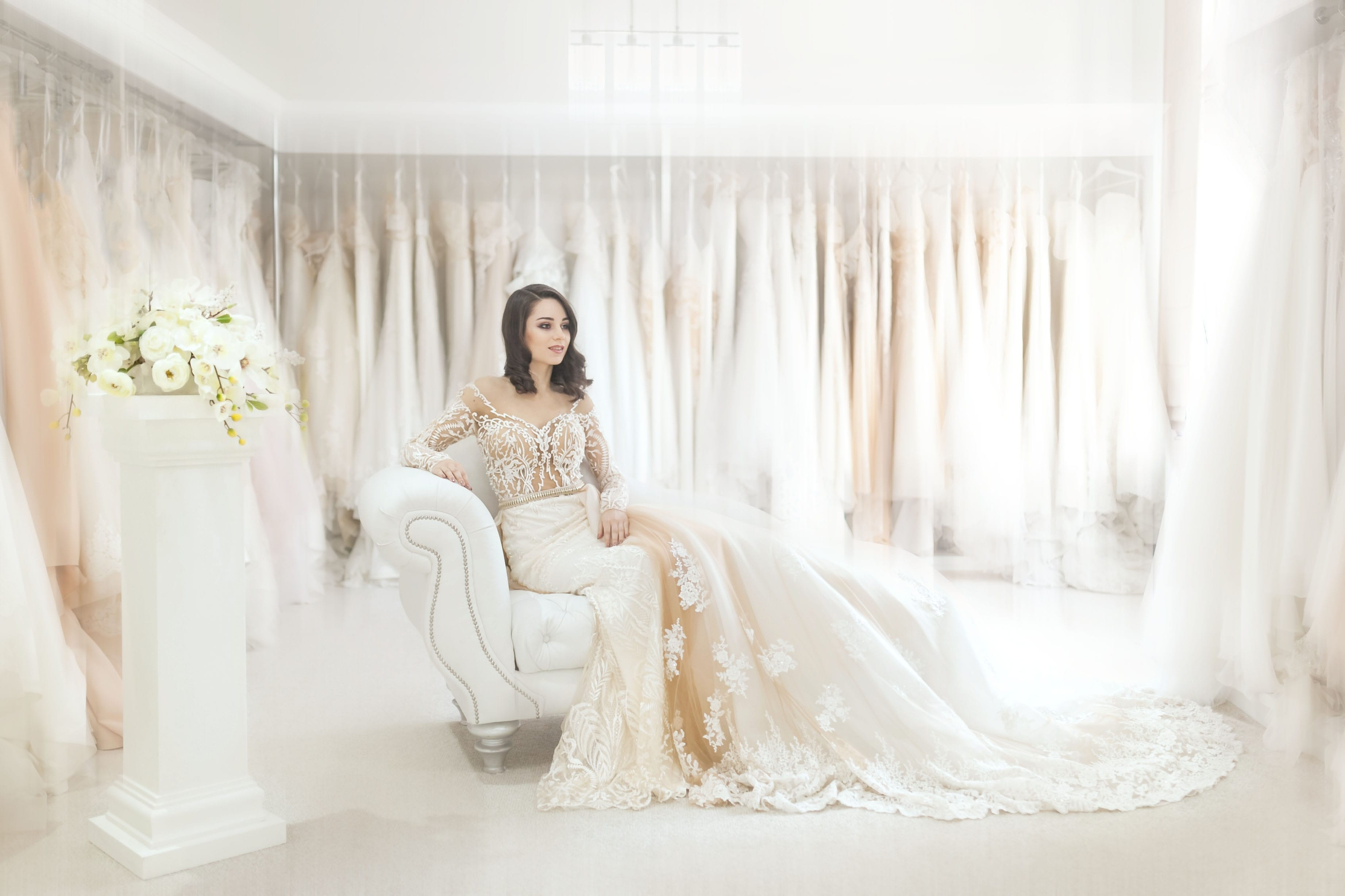 What You Should Consider When Buying A Wedding Dress - Heart, Love ...